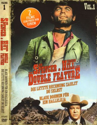 Bud Spencer & Terence Hill Double Feature Vol. 1