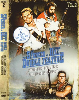 Bud Spencer & Terence Hill Double Feature Vol. 2