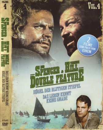 Bud Spencer & Terence Hill Double Feature Vol. 4