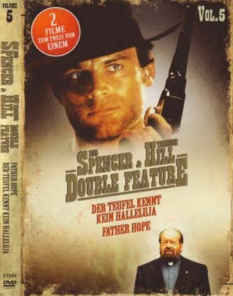 Bud Spencer & Terence Hill Double Feature Vol. 5
