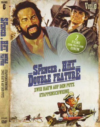 Bud Spencer & Terence Hill Double Feature Vol. 6