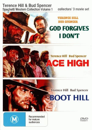 Terence Hill & Bud Spencer - Spaghetti Western Collection Volume 1