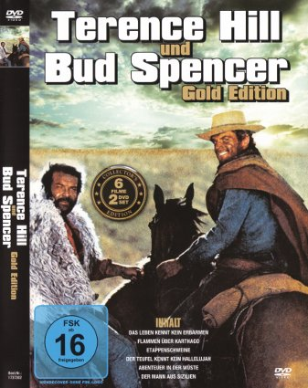 Terence Hill und Bud Spencer Gold Edition (2 DVDs)