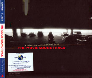 The Movie Soundtrack - A selection of incidental cues