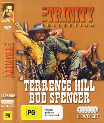 The Trinity Collection (6 DVDs)