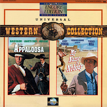 Western Collection - The Appaloosa - My Name is Nobody