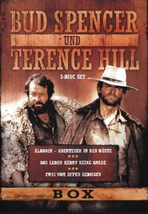 Bud Spencer & Terence Hill Box Vol. 6 (3 DVDs)