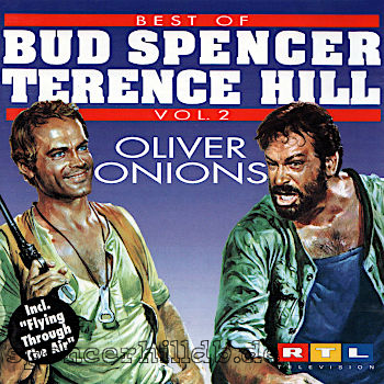 CD - Best of Bud Spencer und Terence Hill Vol. 2 - Bud