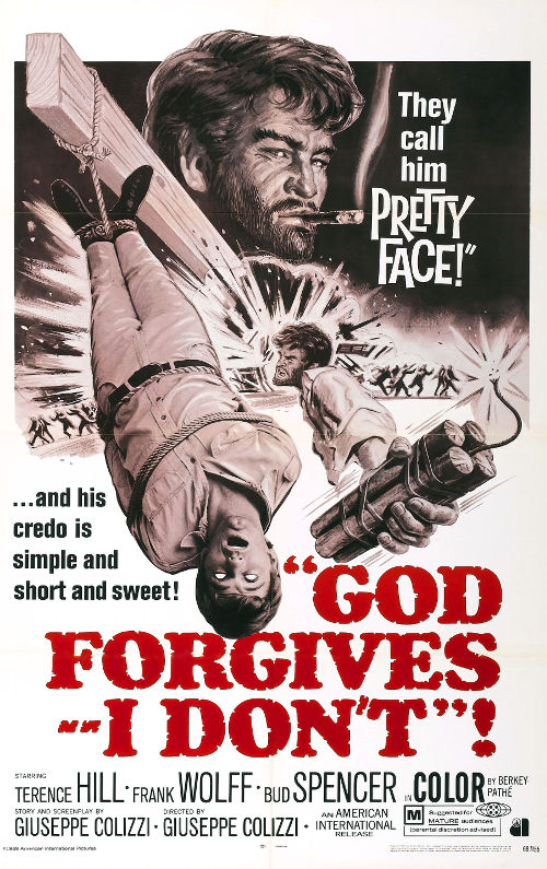 God forgives - I don